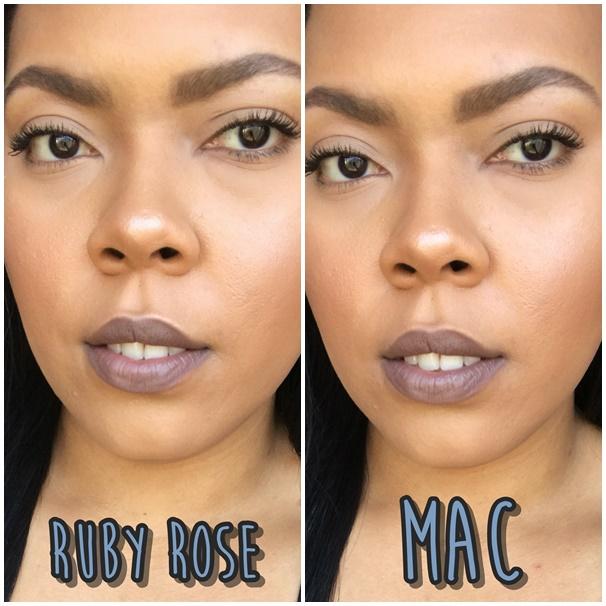 MAC RUBY ROSE