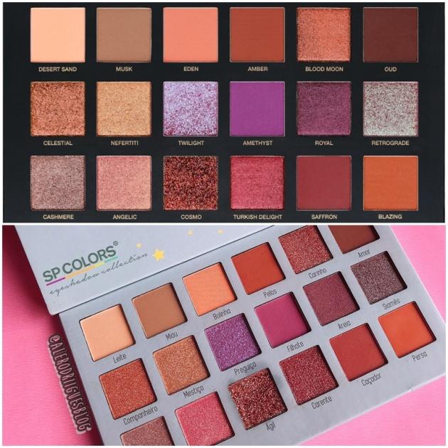 paleta sp colors